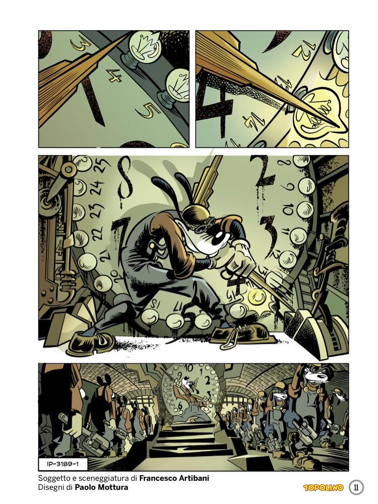 Pagina 11 Topolino 3189