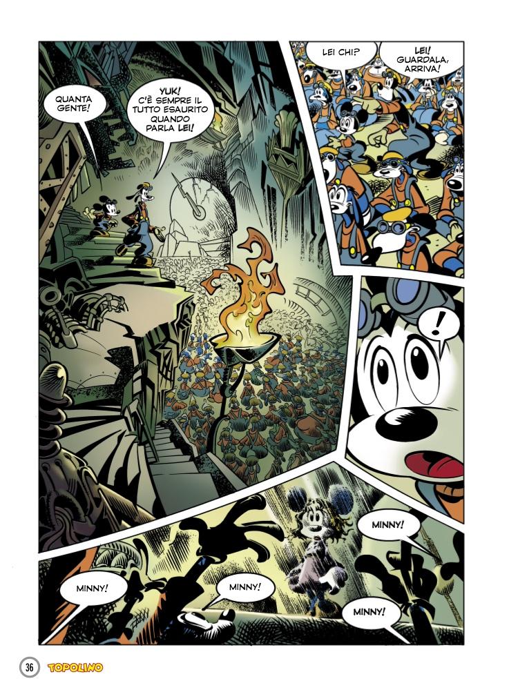 Pagina 36 Topolino 3189