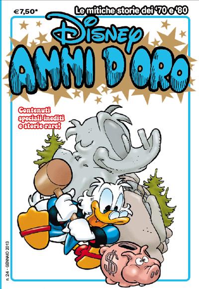 Cover Disney Anni d'Oro 24