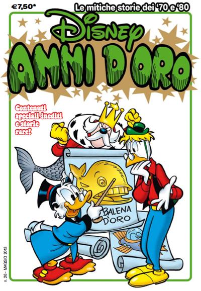 Cover Disney Anni d'Oro 26