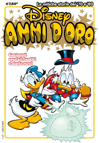 Cover Disney Anni d'Oro 27