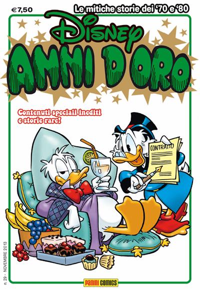 Cover Disney Anni d'Oro 29