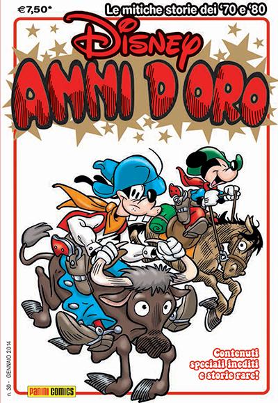 Cover Disney Anni d'Oro 30