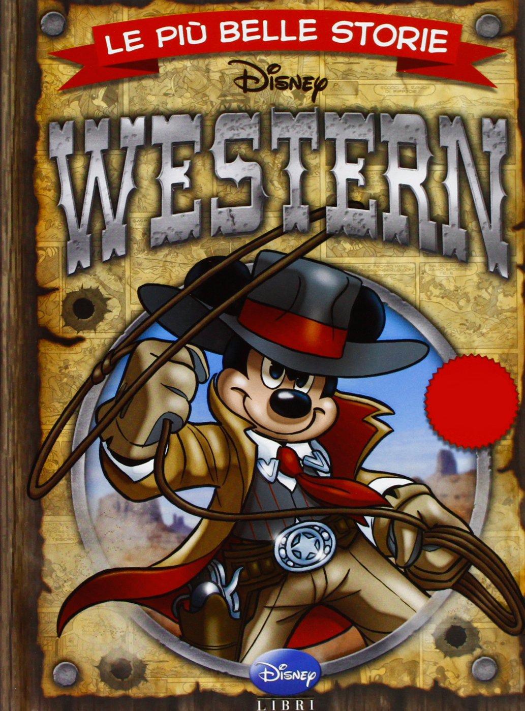 Cover Le più belle storie Disney 1 - Western