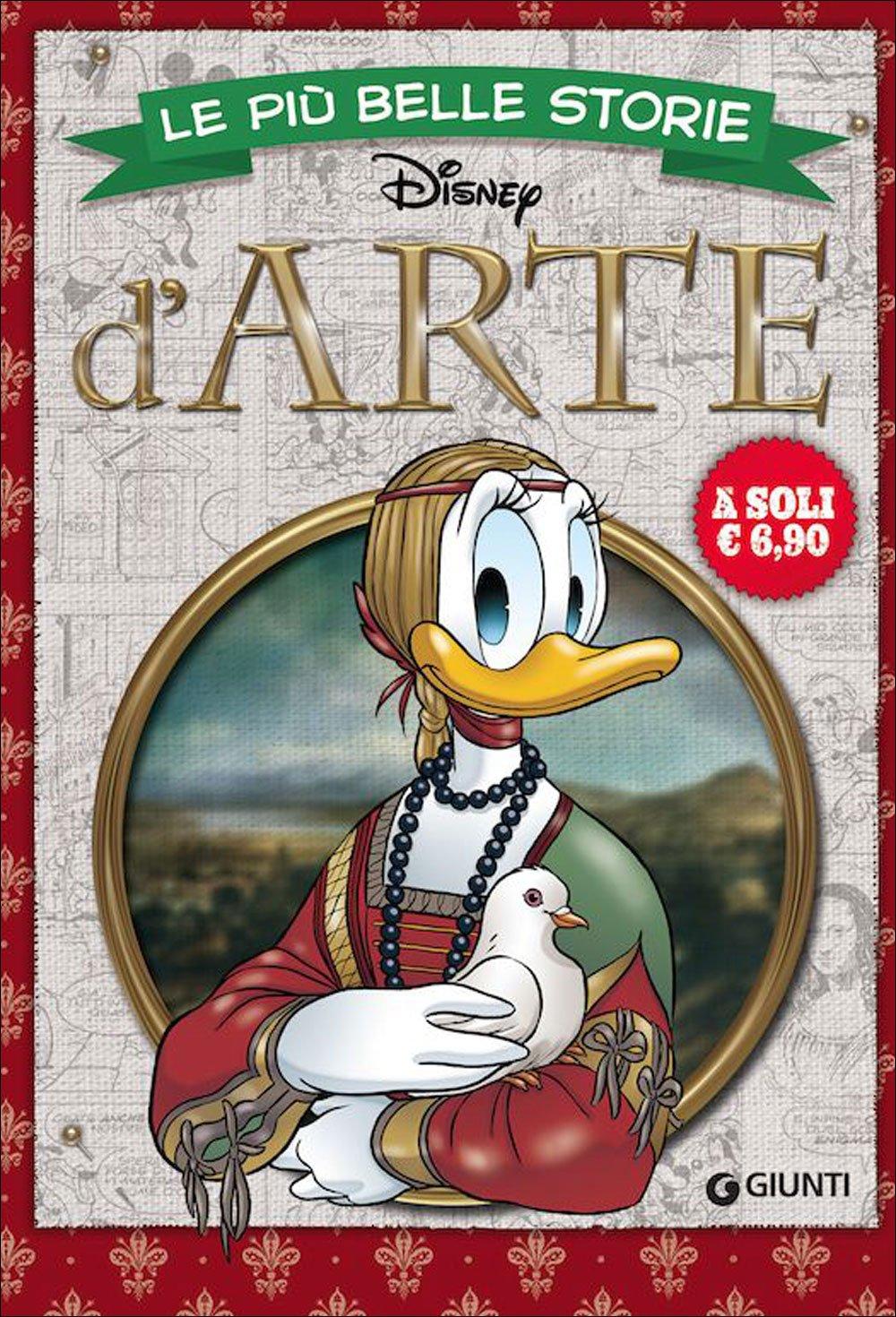 Cover Le più belle storie Disney 15 - d'Arte