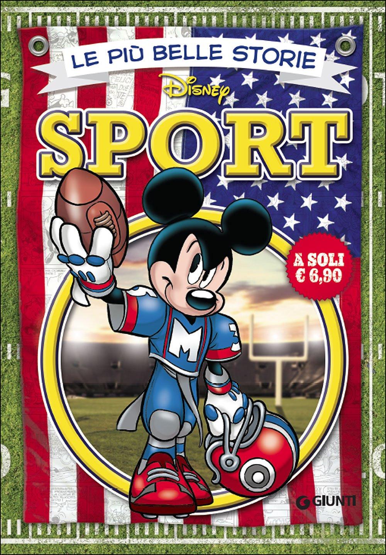Cover Le più belle storie Disney 17 - Sport