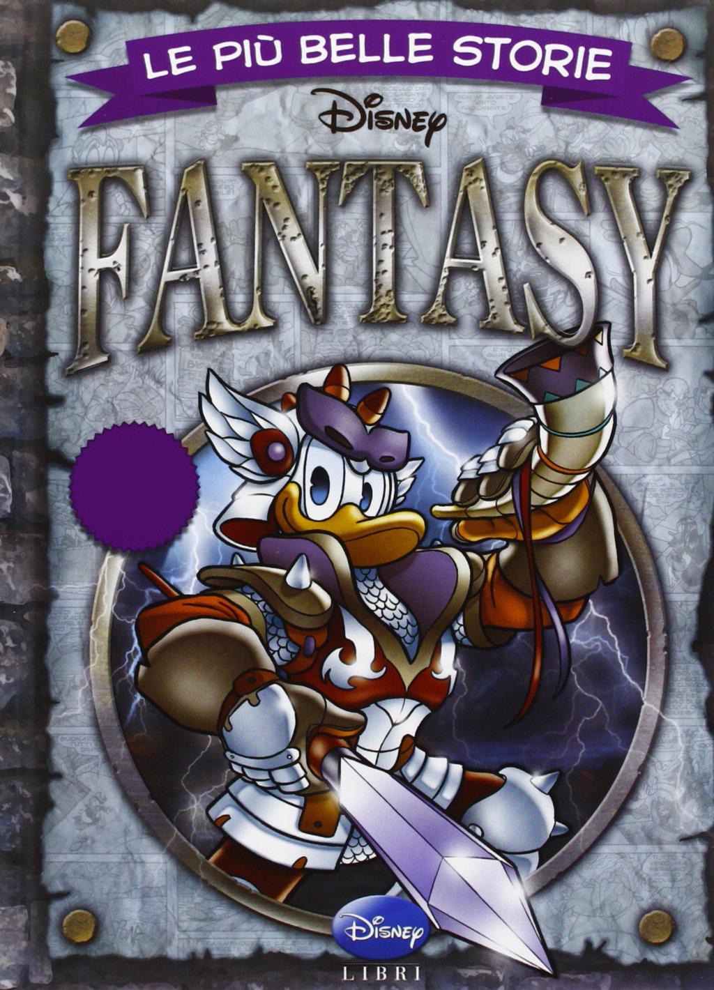 Cover Le più belle storie Disney 2 - Fantasy