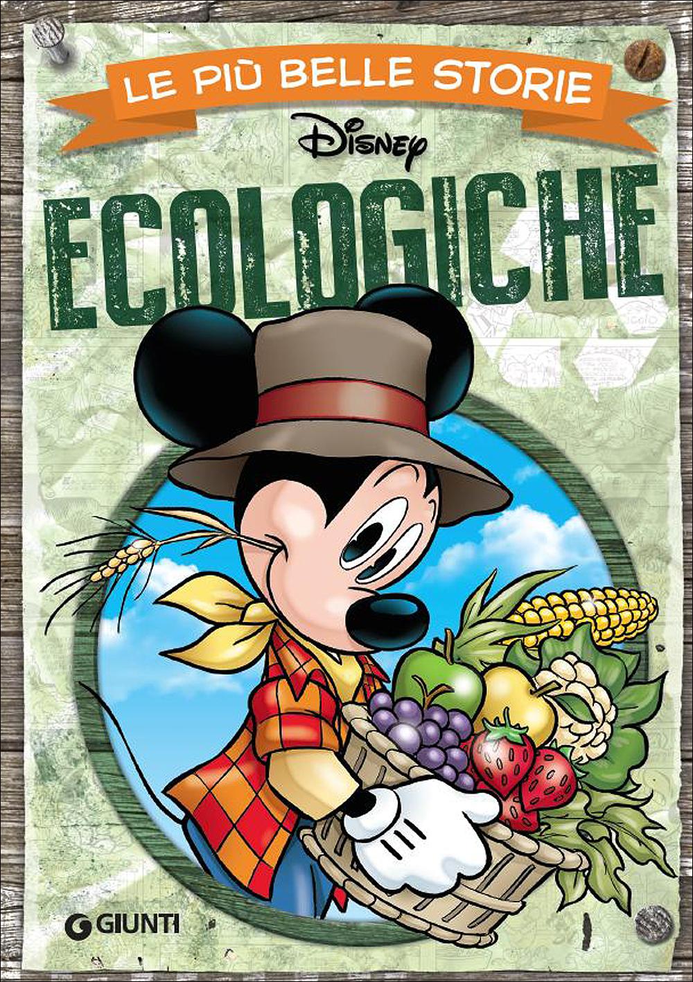 Cover Le più belle storie Disney 20 - Ecologiche