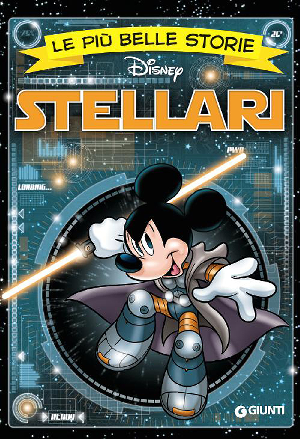 Cover Le più belle storie Disney 22 - Stellari