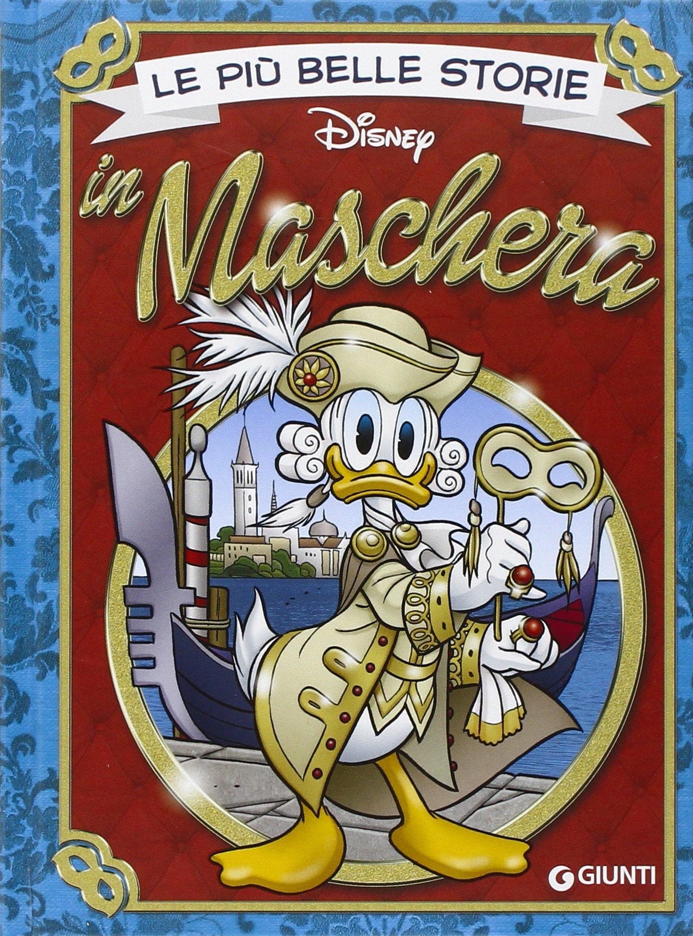Cover Le più belle storie Disney 23 - in Maschera