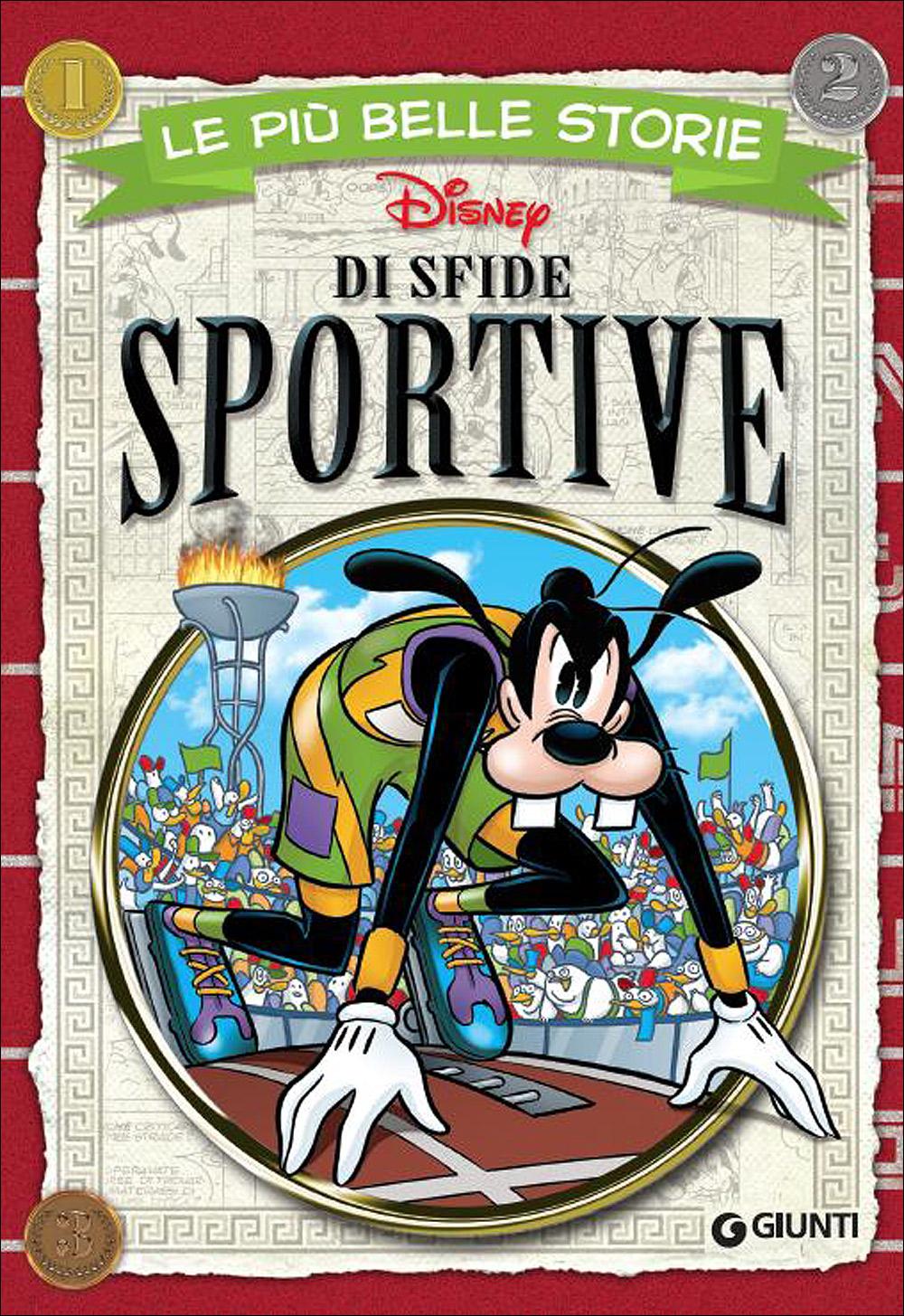 Cover Le più belle storie Disney 26 - di Sfide Sportive