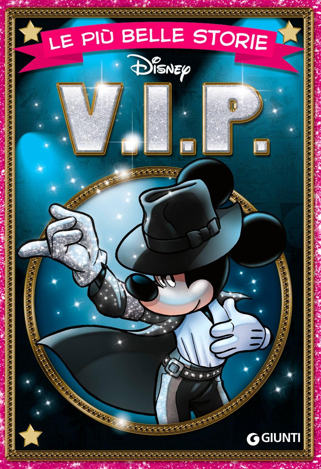 Cover Le più belle storie Disney 32 - V.I.P.