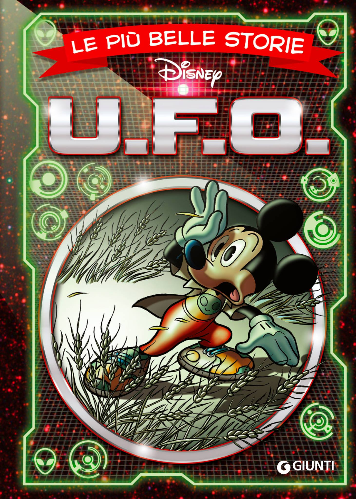 Cover Le più belle storie Disney 33 - U.F.O.