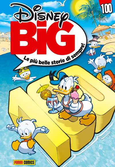 Cover Disney Big 100