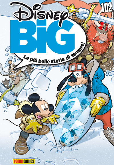 Cover Disney Big 102