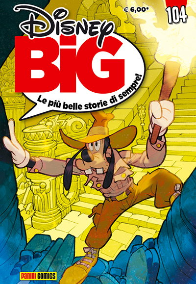 Cover Disney Big 104