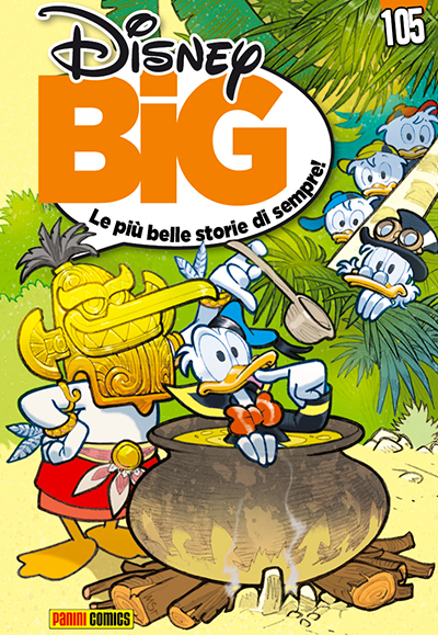 Cover Disney Big 105