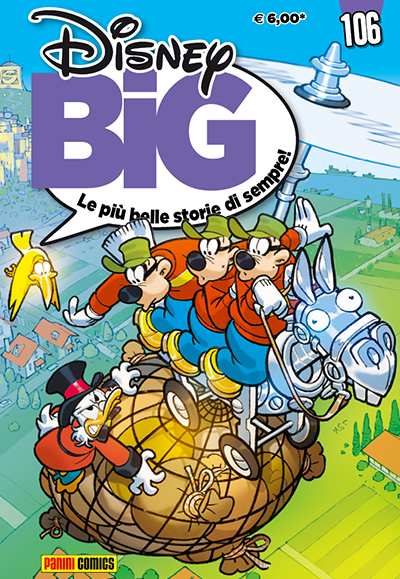 Cover Disney Big 106