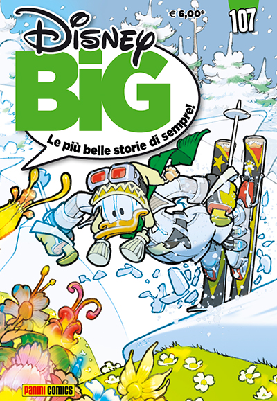 Cover Disney Big 107