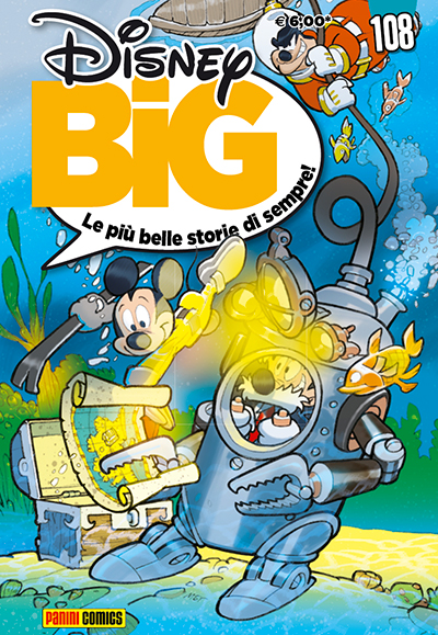 Cover Disney Big 108