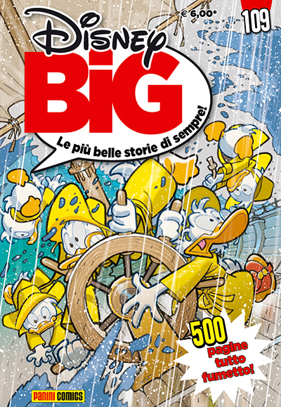 Cover Disney Big 109