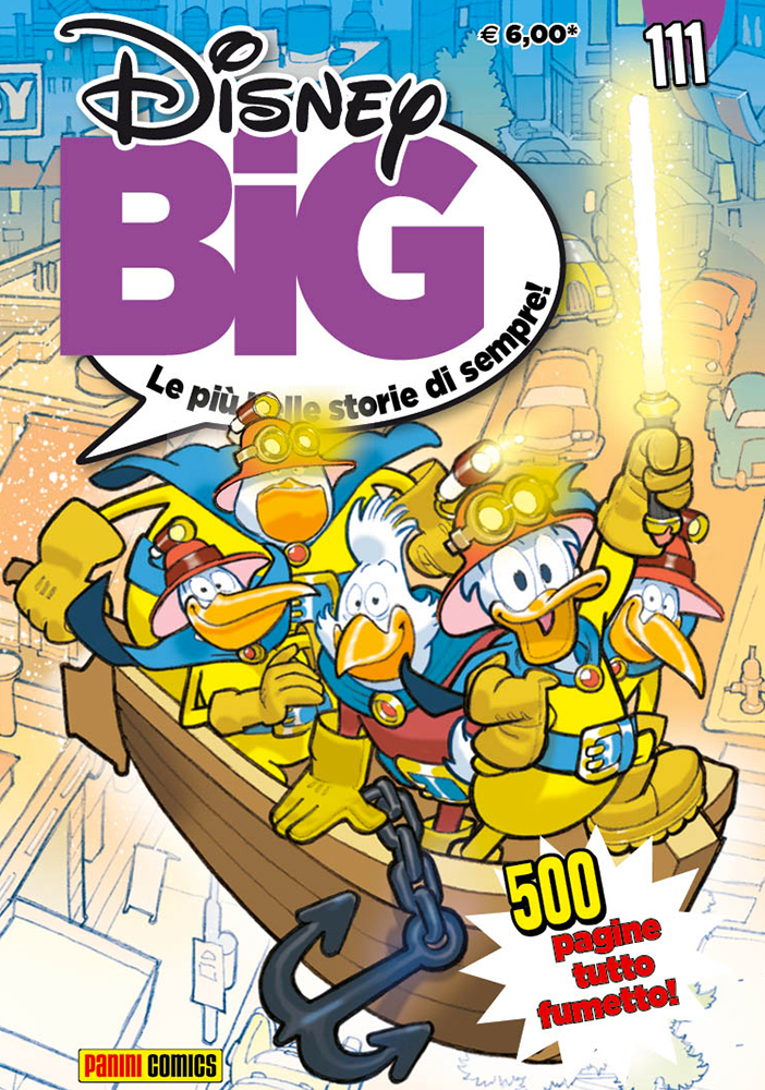 Cover Disney Big 111
