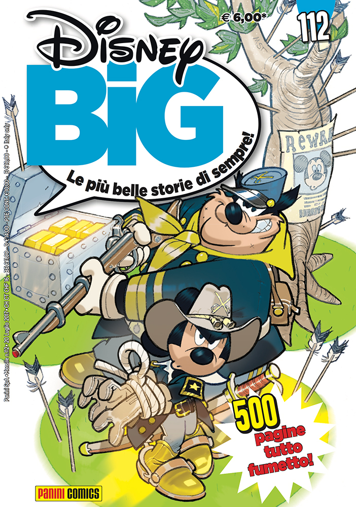 Cover Disney Big 112