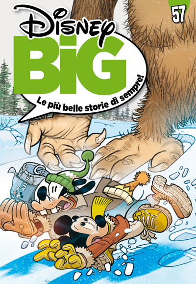 Cover Disney Big 57