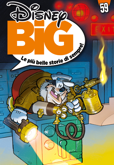 Cover Disney Big 59