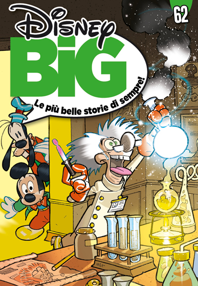 Cover Disney Big 62