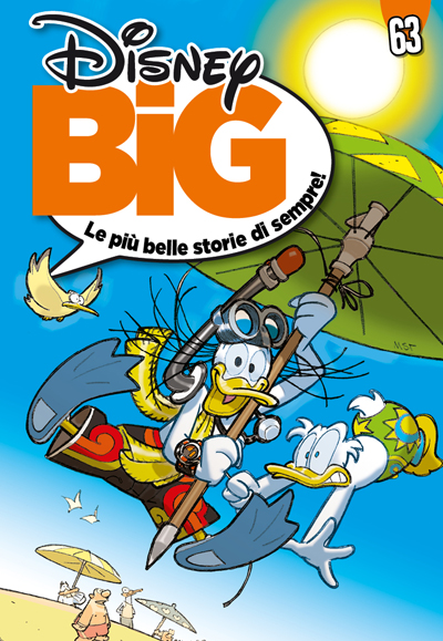 Cover Disney Big 63