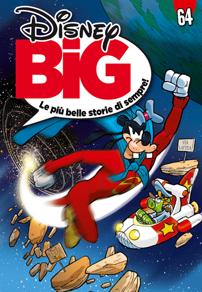 Cover Disney Big 64