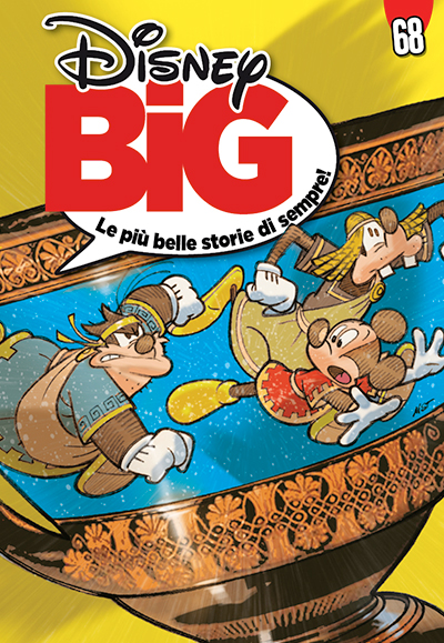 Cover Disney Big 68
