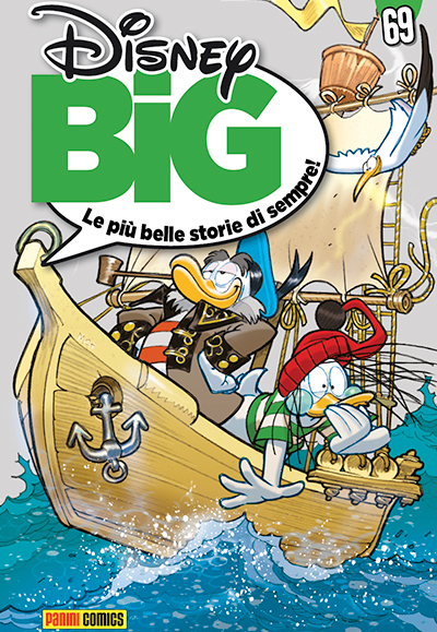 Cover Disney Big 69