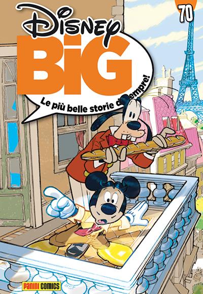 Cover Disney Big 70