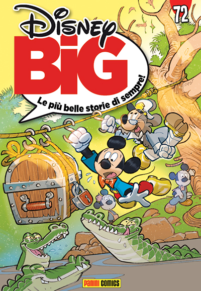 Cover Disney Big 72