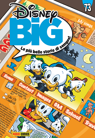 Cover Disney Big 73