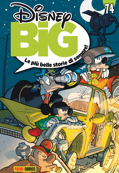 Cover Disney Big 74