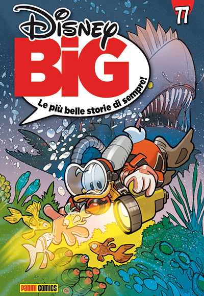 Cover Disney Big 77