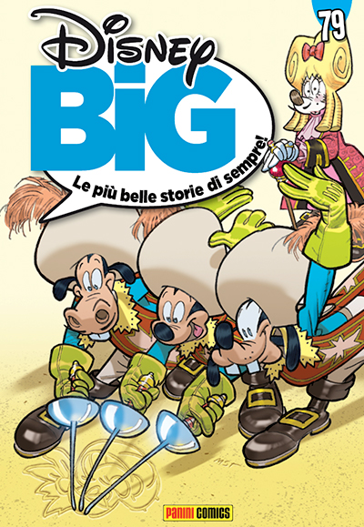 Cover Disney Big 79