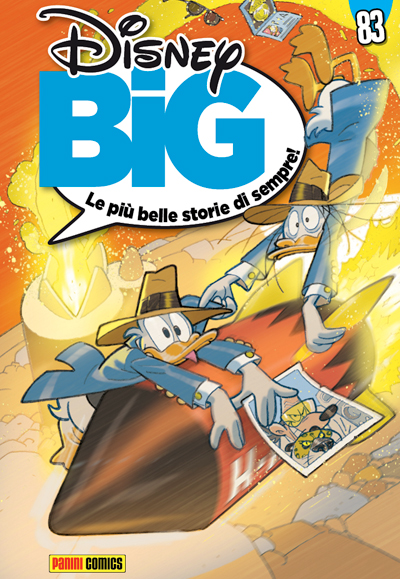 Cover Disney Big 83