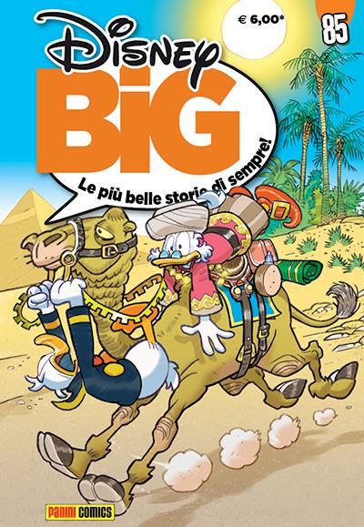 Cover Disney Big 85