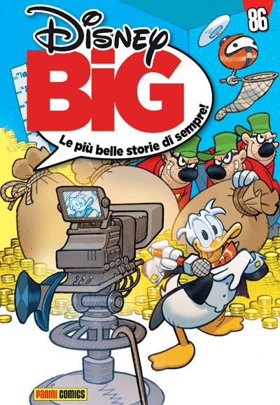 Cover Disney Big 86