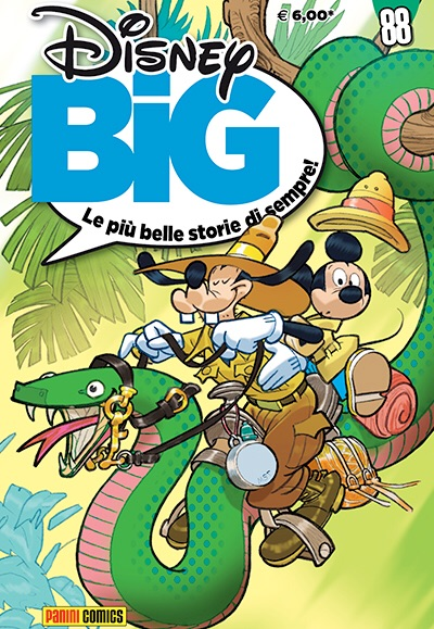 Cover Disney Big 88