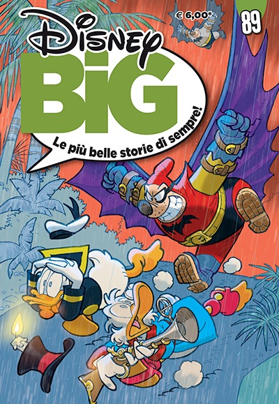 Cover Disney Big 89