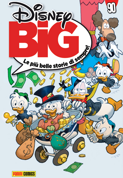 Cover Disney Big 90