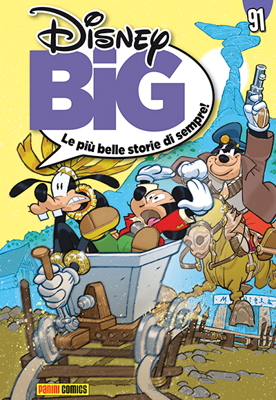 Cover Disney Big 91
