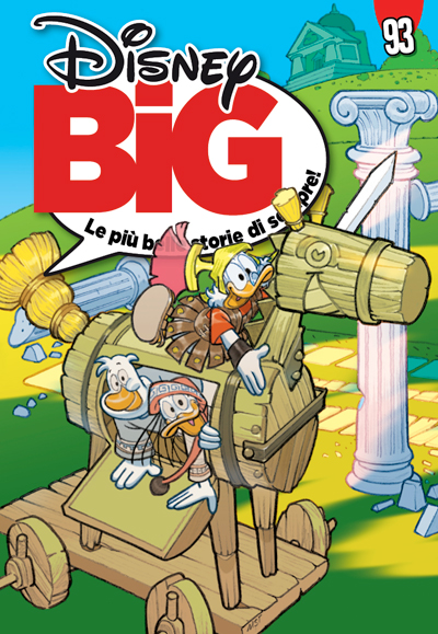 Cover Disney Big 93