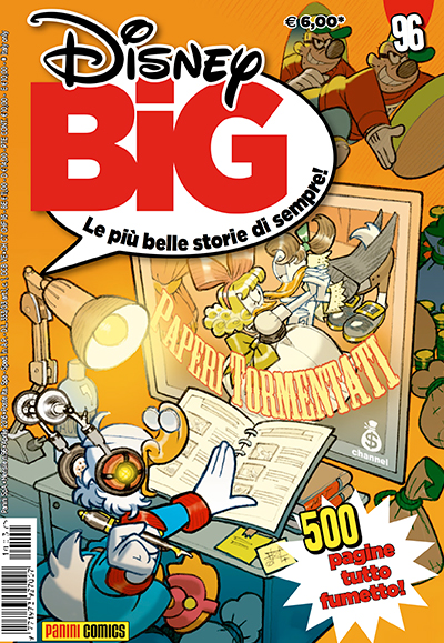 Cover Disney Big 96