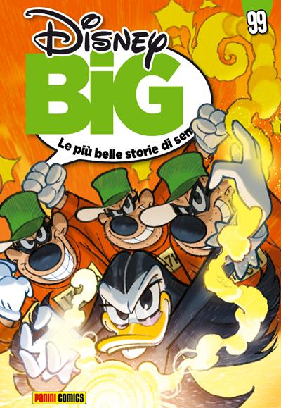 Cover Disney Big 99